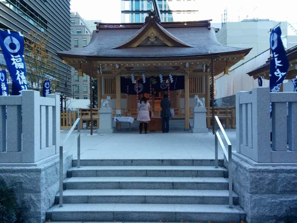 福徳神社(3)