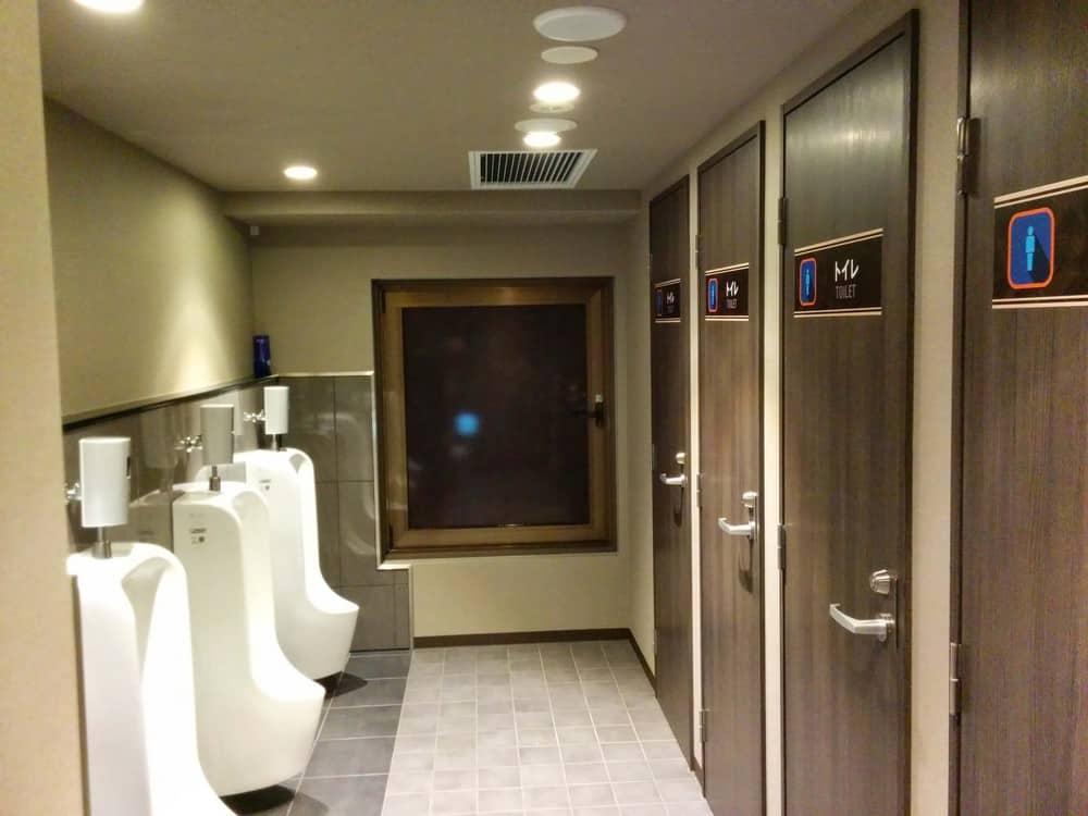おもてなしのお宿 トイレ
