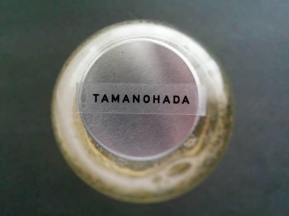 タマノハダシャンプー ミント ボトルキャップ